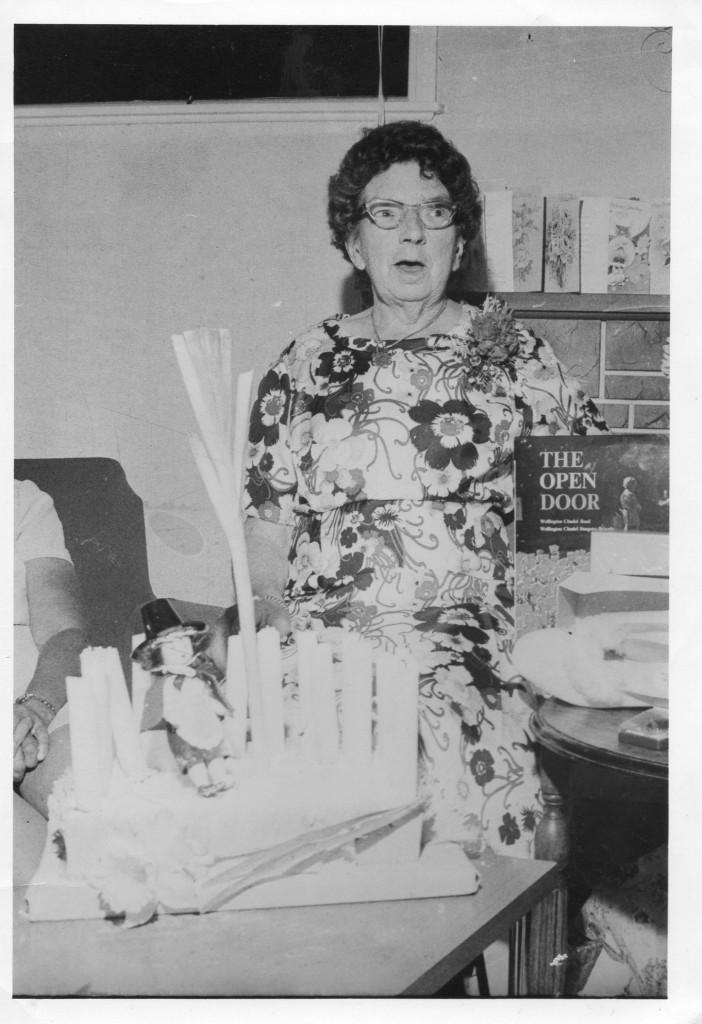 Nana Davies 127 Feb 1944