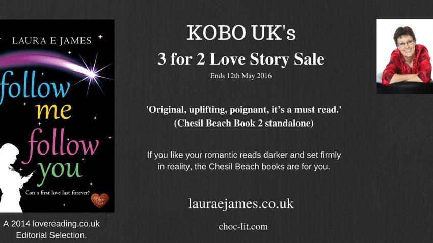 FMFY Kobo UK 3 For 2 Sale May 2016