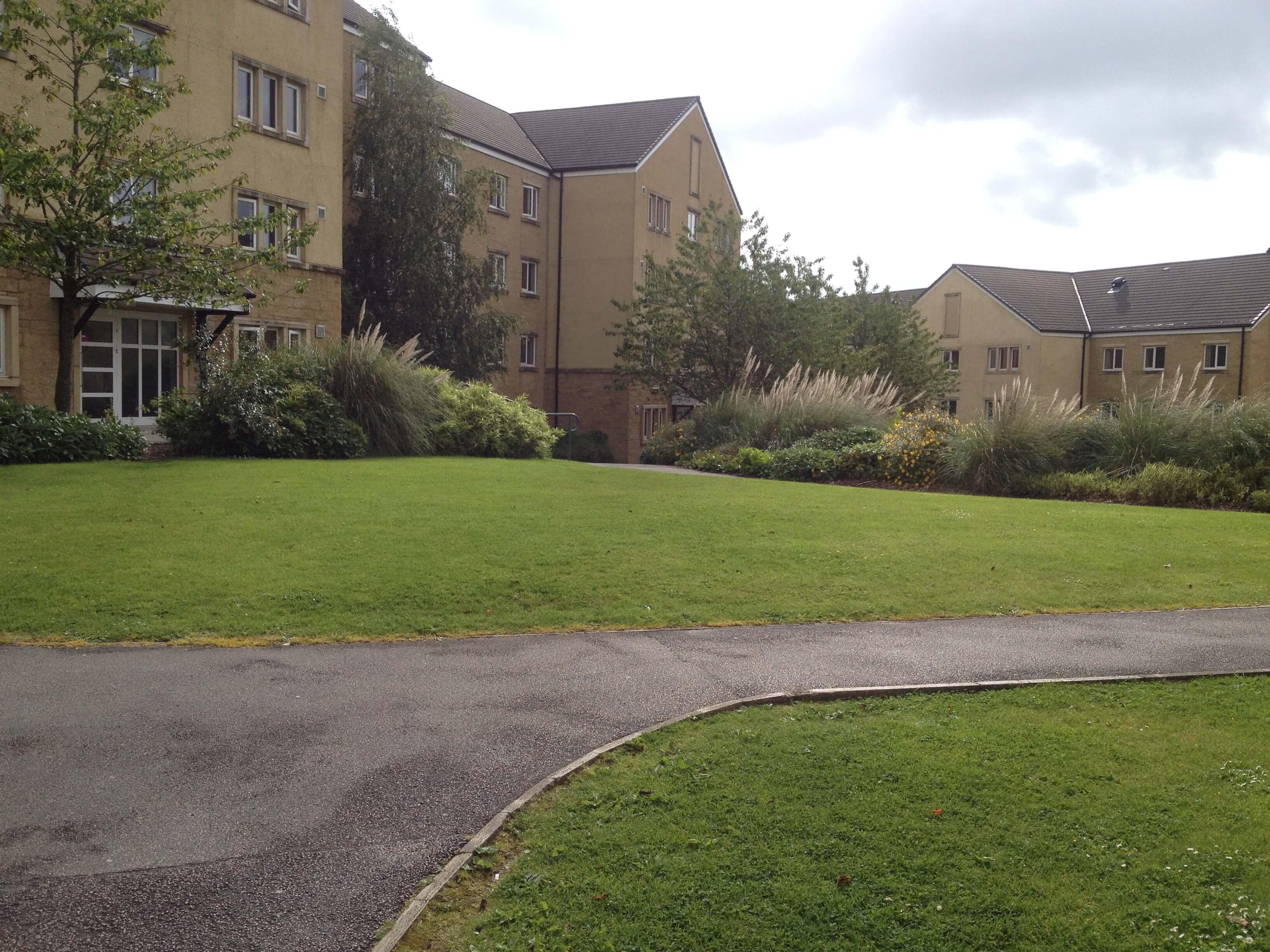 Lancaster Uni Campus